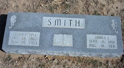 SMITH, JAMES J - Wichita County, Kansas | JAMES J SMITH - Kansas Gravestone Photos