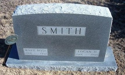 SMITH, MARY ROSE - Wichita County, Kansas | MARY ROSE SMITH - Kansas Gravestone Photos