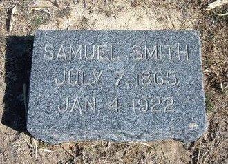 SMITH, SAMUEL - Wichita County, Kansas | SAMUEL SMITH - Kansas Gravestone Photos