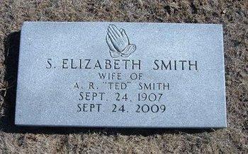 SMITH, SARAH ELIZABETH - Wichita County, Kansas | SARAH ELIZABETH SMITH - Kansas Gravestone Photos