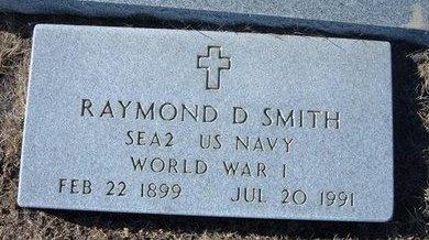 SMITH, RAYMOND D   (VETERAN WWI) - Wichita County, Kansas | RAYMOND D   (VETERAN WWI) SMITH - Kansas Gravestone Photos