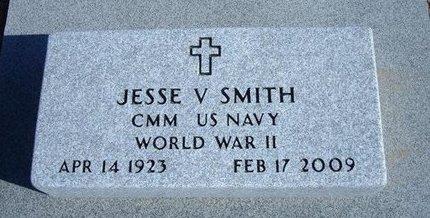 SMITH, JESSE VICTOR   (VETERAN WWII) - Wichita County, Kansas   JESSE VICTOR   (VETERAN WWII) SMITH - Kansas Gravestone Photos
