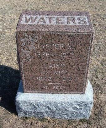 WATERS, LAINY - Wichita County, Kansas | LAINY WATERS - Kansas Gravestone Photos