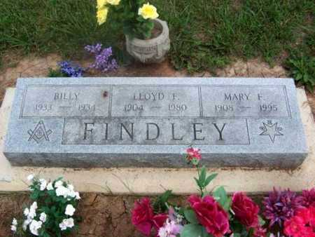 FINDLEY, MARY FLORENCE - Wilson County, Kansas | MARY FLORENCE FINDLEY - Kansas Gravestone Photos