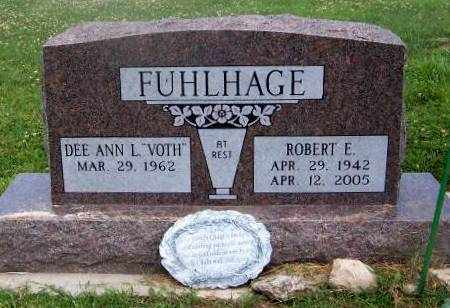 "FUHLHAGE, ROBERT E ""BOB"" - Wilson County, Kansas | ROBERT E ""BOB"" FUHLHAGE - Kansas Gravestone Photos"