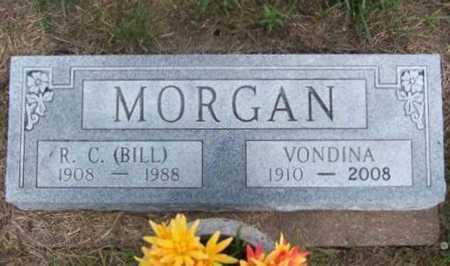 "MORGAN, VONDINA ""BONNIE"" - Wilson County, Kansas | VONDINA ""BONNIE"" MORGAN - Kansas Gravestone Photos"