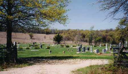 *OVERVIEW, COYVILLE CEMETERY - Wilson County, Kansas   COYVILLE CEMETERY *OVERVIEW - Kansas Gravestone Photos
