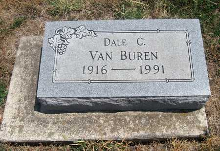 VAN BUREN, DALE C - Wilson County, Kansas | DALE C VAN BUREN - Kansas Gravestone Photos