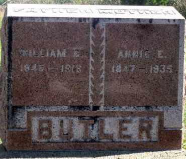 BUTLER, WILLIAM BEATTY - Woodson County, Kansas | WILLIAM BEATTY BUTLER - Kansas Gravestone Photos