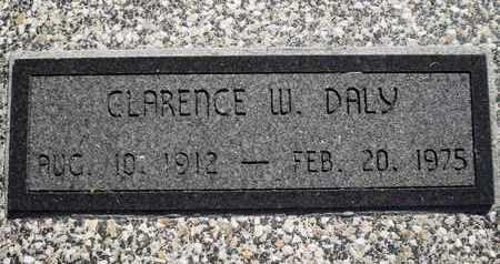 DALY, CLARENCE W - Woodson County, Kansas | CLARENCE W DALY - Kansas Gravestone Photos