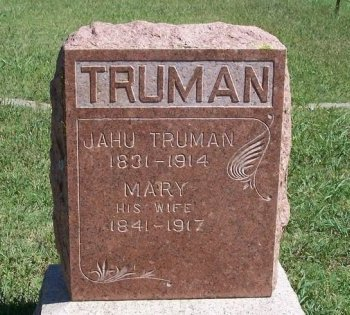 TRUMAN, MARY ELIZABETH  - Woodson County, Kansas | MARY ELIZABETH  TRUMAN - Kansas Gravestone Photos