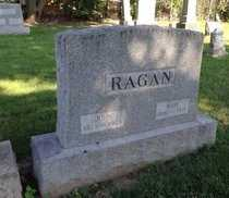 "RAGAN, MARY S  ""MAE"" - Wyandotte County, Kansas 