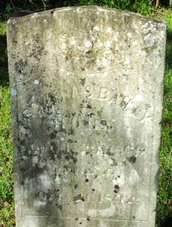 BAILEY, ROWENA, MRS - Acadia County, Louisiana   ROWENA, MRS BAILEY - Louisiana Gravestone Photos