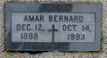 BERNARD, AMAR - Acadia County, Louisiana | AMAR BERNARD - Louisiana Gravestone Photos