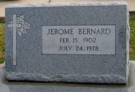 BERNARD, JEROME - Acadia County, Louisiana | JEROME BERNARD - Louisiana Gravestone Photos
