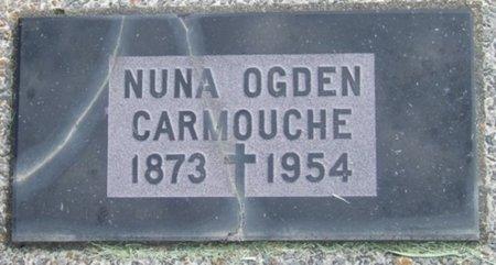 CARMOUCHE, NUNA - Acadia County, Louisiana | NUNA CARMOUCHE - Louisiana Gravestone Photos