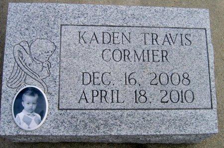 CORMIER, KADEN TRAVIS - Acadia County, Louisiana | KADEN TRAVIS CORMIER - Louisiana Gravestone Photos