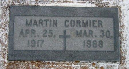 CORMIER, MARTIN - Acadia County, Louisiana   MARTIN CORMIER - Louisiana Gravestone Photos