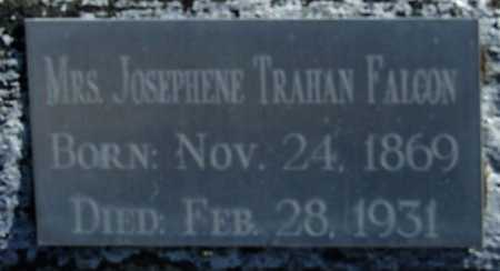 FALCON, JOSEPHINE - Acadia County, Louisiana | JOSEPHINE FALCON - Louisiana Gravestone Photos