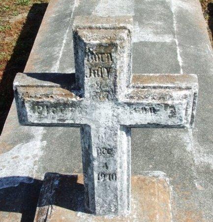 FALCON, PERICO - Acadia County, Louisiana   PERICO FALCON - Louisiana Gravestone Photos