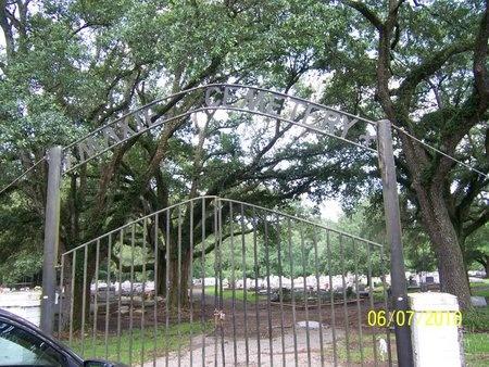 *GATE,  - Acadia County, Louisiana    *GATE - Louisiana Gravestone Photos