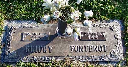 GUIDRY, ACLAN J, JR - Acadia County, Louisiana | ACLAN J, JR GUIDRY - Louisiana Gravestone Photos