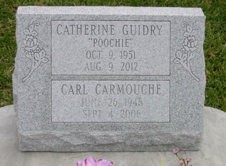 """GUIDRY, CATHERINE """"POOCHIE"""" - Acadia County, Louisiana 