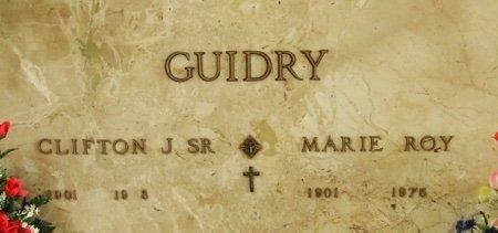 GUIDRY, MARIE - Acadia County, Louisiana | MARIE GUIDRY - Louisiana Gravestone Photos