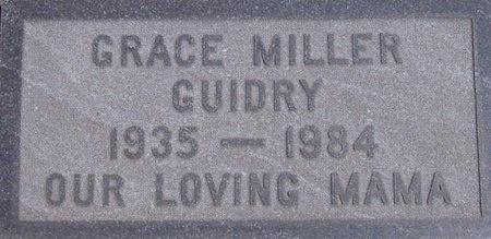 GUIDRY, GRACE - Acadia County, Louisiana | GRACE GUIDRY - Louisiana Gravestone Photos