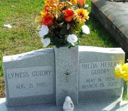 GUIDRY, HILDA - Acadia County, Louisiana   HILDA GUIDRY - Louisiana Gravestone Photos