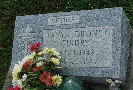 GUIDRY, TANYA - Acadia County, Louisiana | TANYA GUIDRY - Louisiana Gravestone Photos
