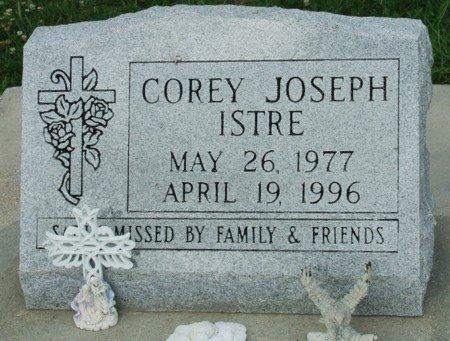 ISTRE, COREY JOSEPH - Acadia County, Louisiana | COREY JOSEPH ISTRE - Louisiana Gravestone Photos