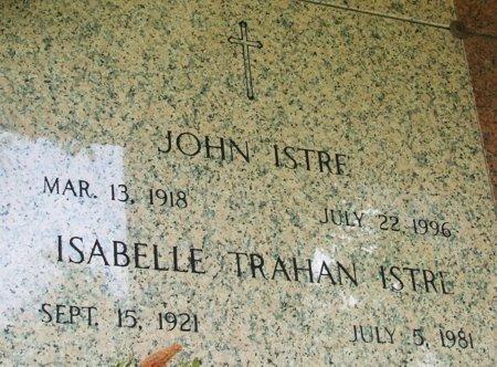 ISTRE, ISABELLE - Acadia County, Louisiana | ISABELLE ISTRE - Louisiana Gravestone Photos