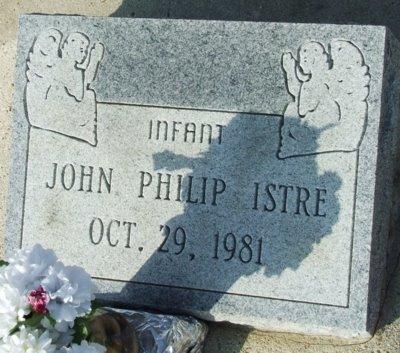 ISTRE, JOHN PHILIP - Acadia County, Louisiana | JOHN PHILIP ISTRE - Louisiana Gravestone Photos