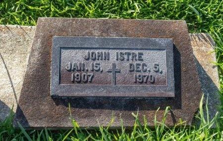 ISTRE, JOHN - Acadia County, Louisiana   JOHN ISTRE - Louisiana Gravestone Photos