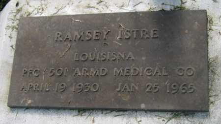 ISTRE, RAMSEY (VETERAN) - Acadia County, Louisiana | RAMSEY (VETERAN) ISTRE - Louisiana Gravestone Photos