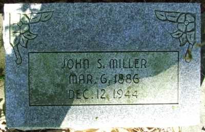 MILLER, JOHN S - Acadia County, Louisiana | JOHN S MILLER - Louisiana Gravestone Photos