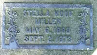 HOOK MILLER, STELLA - Acadia County, Louisiana | STELLA HOOK MILLER - Louisiana Gravestone Photos