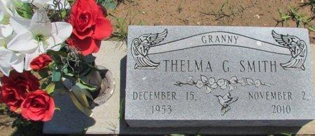 SMITH, THELMA G - Acadia County, Louisiana | THELMA G SMITH - Louisiana Gravestone Photos