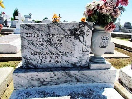THIBODEAUX, RENA - Acadia County, Louisiana | RENA THIBODEAUX - Louisiana Gravestone Photos
