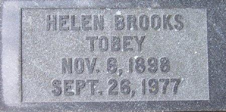 TOBEY, HELEN C - Acadia County, Louisiana | HELEN C TOBEY - Louisiana Gravestone Photos