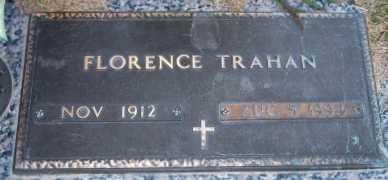 TRAHAN, FLORENCE - Acadia County, Louisiana | FLORENCE TRAHAN - Louisiana Gravestone Photos