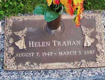 TRAHAN, HELEN - Acadia County, Louisiana | HELEN TRAHAN - Louisiana Gravestone Photos