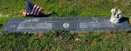 RYDER KLUMPP, WINONA MAE - Acadia County, Louisiana | WINONA MAE RYDER KLUMPP - Louisiana Gravestone Photos