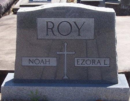 ROY, EZORA - Acadia County, Louisiana | EZORA ROY - Louisiana Gravestone Photos