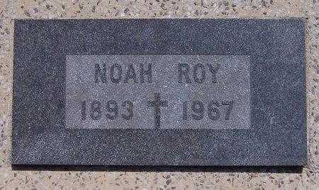 ROY, NOAH A (CLOSEUP) - Acadia County, Louisiana | NOAH A (CLOSEUP) ROY - Louisiana Gravestone Photos