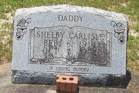 CARLISLE, SHELBY - Allen County, Louisiana | SHELBY CARLISLE - Louisiana Gravestone Photos