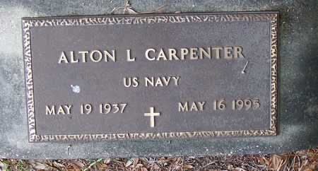 CARPENTER, ALTON L (VETERAN) - Allen County, Louisiana | ALTON L (VETERAN) CARPENTER - Louisiana Gravestone Photos