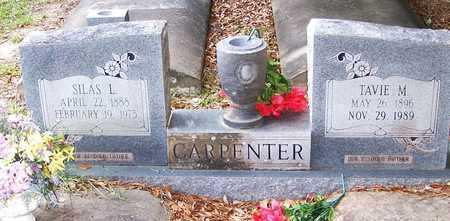 CARPENTER, SILAS L - Allen County, Louisiana | SILAS L CARPENTER - Louisiana Gravestone Photos