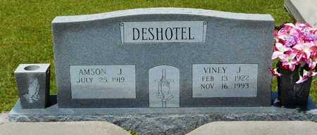 JOHNSON DESHOTEL, ELLA VINEY - Allen County, Louisiana | ELLA VINEY JOHNSON DESHOTEL - Louisiana Gravestone Photos